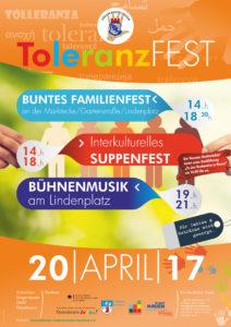 Toleranzfest 2017 Plakat(2)